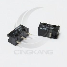 OMRON 微動開關 基板安裝小型 D2F-01F