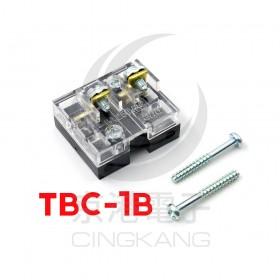 tend 按鈕選擇用接點座 1B TBC-1B