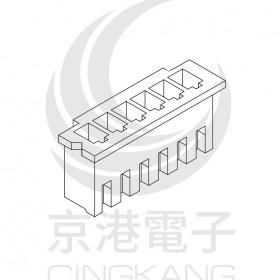 XH-2.5-7P 條形連接器 母頭 (20入)