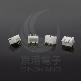 XH2.5-3P 公連接器 彎針 (20入)