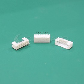 PH2.0-6P 條形連接器 公頭 (20入)