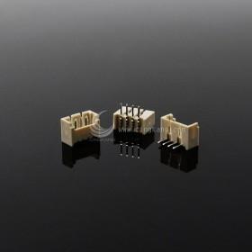 Molex 1.25-4P 公連接器 90度 (20入)