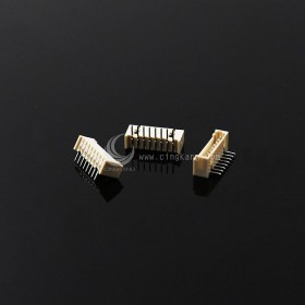 Molex 1.25-8P 公連接器 90度 (20入)