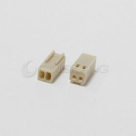 Molex 2.54連接器-2P 母插頭 (20入)
