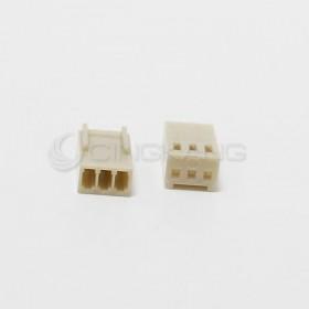 Molex 2.54連接器-3P 母插頭 (20入)