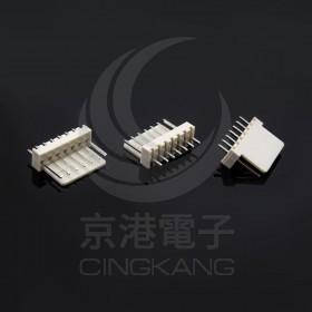 Molex 2.54連接器-7P 公插頭 (20入)