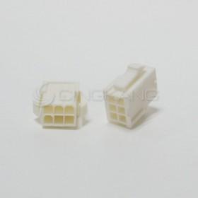 Molex 4.2 母連接器-6P(2*3) (20入)