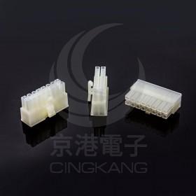 Molex 4.2 公連接器-16P(2*8) (20入)