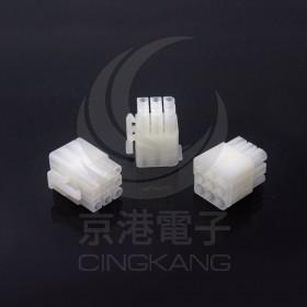 JST2.0-9P 公連接器 間距6.2mm (20入)