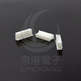 1.5mm 7P 180度連接器母座 (20PCS/入)
