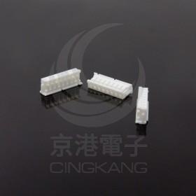 1.5mm 8P 180度連接器母座 (20PCS/入)