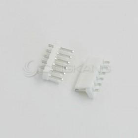 VH3.96-6P 條形連接器 公頭 (20入)