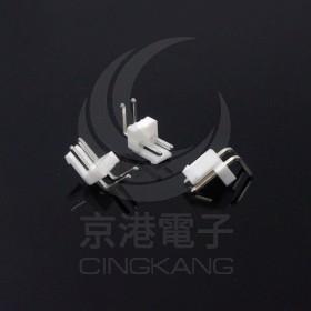 VH3.96 2P 公連接器 90度 (20PCS/入)