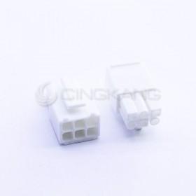 EL-1.3-6P 空中接頭(有耳) 公插頭 (20入)