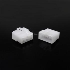250型連接器-6P 卡扣型 母頭 (20入)