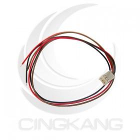 Molex 2.54mm 3P 單頭母頭連接器帶線 40CM