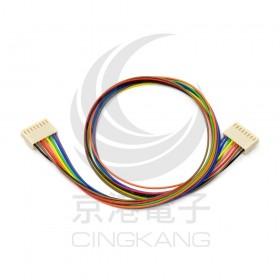Molex 2.54mm 8P 雙頭母頭連接器帶線 45CM