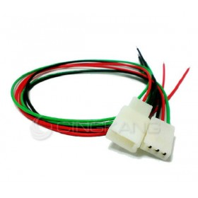 3P連接器 公+母+線 (適用汽機車、機械)