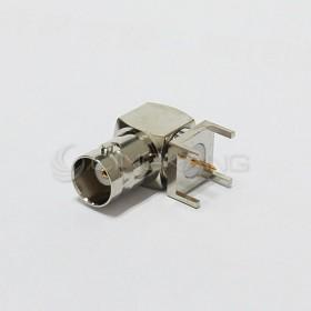 BNC母座 90度L型(PCB)