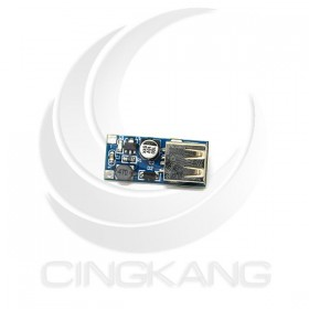 DC-DC升壓模塊(0.9V~5V)升5V 600MA USB 升壓電路板