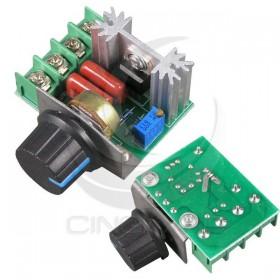 2000W電子調壓/調光/調速/調溫器 控制大功率
