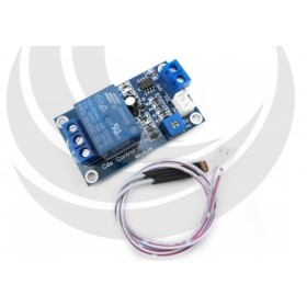 XH-M131 12V 光控繼電器光線開關模組