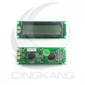 LMC-SSC2A16DLGY LCD 文字型 16字*2行 背光顯示器