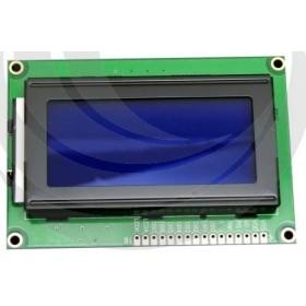 LCD1604藍屏液晶模組5V 藍底白字/背光