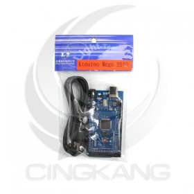 MEGA/ATMEGA2560 R3版附USB線 控制板