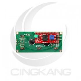 IIC/12C+接口1602 LCD 16*2液晶模組