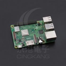 樹莓派 Pi3 Model B+ (不含配件)