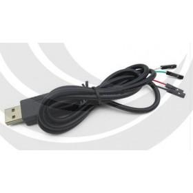 USB to TTL訊號轉換線 PL2303