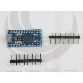 Pro Micro 採用Atmega32U4 5V 16MHz 自身usb更新程式