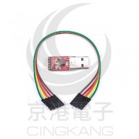 USB to TTL訊號轉換模組(附端子線) CP2102
