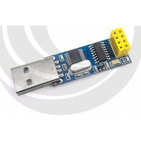 USB無線串口模組(串口轉NRF24L01)
