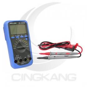 WELLINK HL-2030A 自動換檔數位電錶