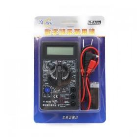 YI-830D 數字顯示萬用電錶