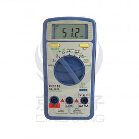 DE-200A DER EE 數位型三用電錶附蜂鳴器可自動關機