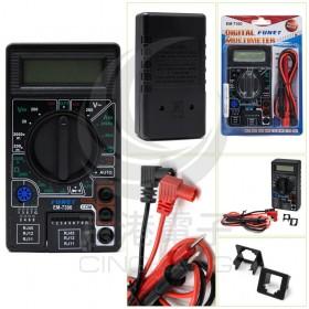 FUNET 數位式電錶(附網路測試功能) EM-7300