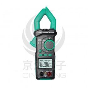 Pro'sKit寶工 交直流 3-3/4真有效值鉗形電錶MT-3202