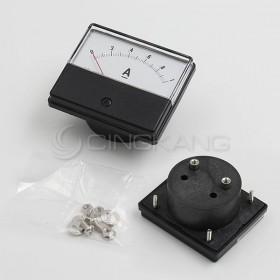 電流錶 DC1A 孔徑52mm 外觀 60*70mm