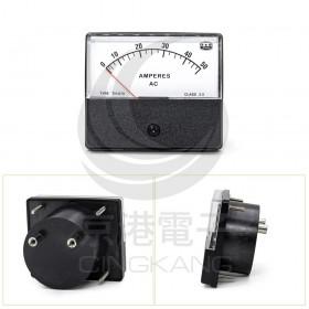 大興 電流錶 TH-670 50A 孔52mm 外觀60x70mm