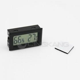 電子式 溫濕度計 小型 (含電池)