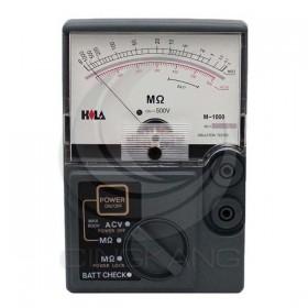 指針高阻計 M-1000 500V/1000MΩ