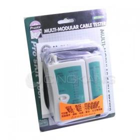 prosKit 寶工 MT-7051 3合1網路測試器(網路、電話、同軸電纜線)