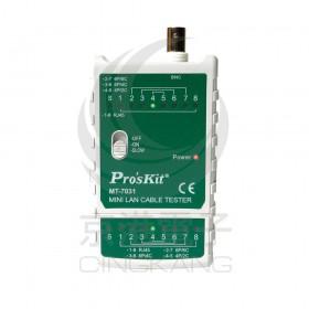 prosKit 寶工 寶工迷你網絡測試器(帶電池)MT-7031