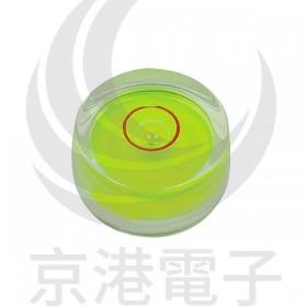 圓型水平泡儀20x10mm