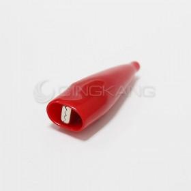 10A電池夾-紅色