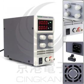 30V10A 數位顯示直流電源供應器 (小款) 220*81*165mm