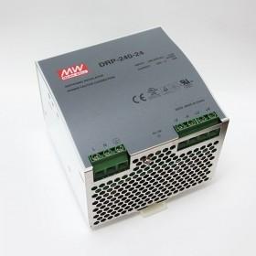 明緯 軌道式 電源供應器 DRP-240-24 24V 10A (替用NDR)